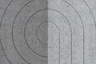 BAUX Panels Arch & Curve - Tile