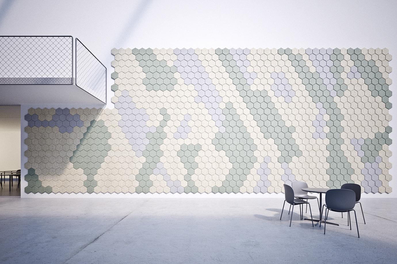 Coffee Room - Hexagon
