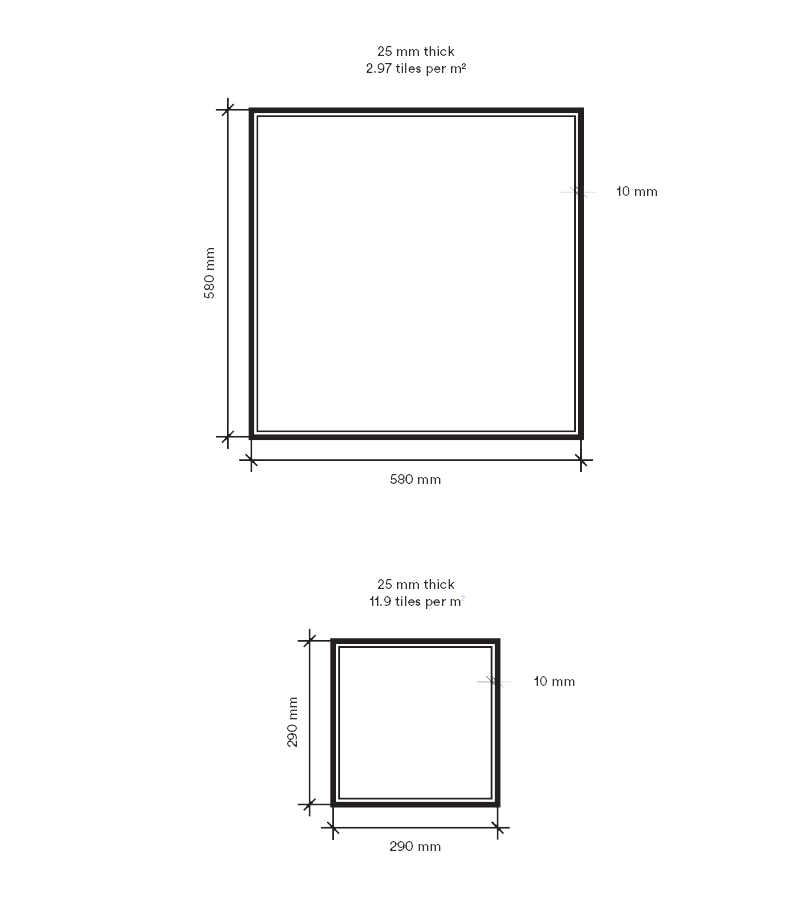 Square Specifications