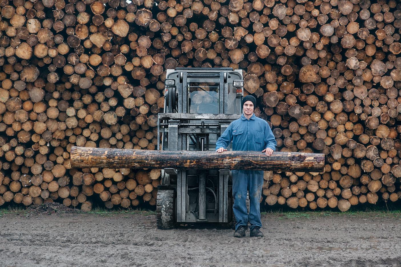 Panel - Factory Worker