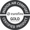 VOC – Indoor Air Comfort GOLD (EU)